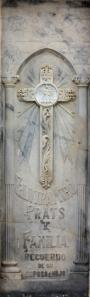 làpida d'Elvira Miró
