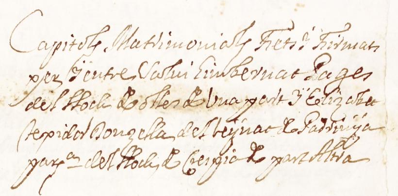 1743-Capitols matrimonials