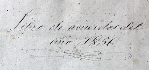 Actes 1856