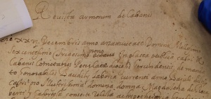 Revista d'armes, 1639