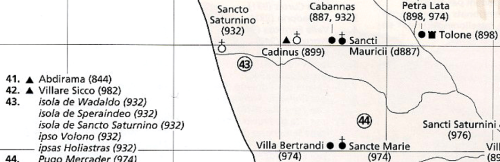 Sant Sadurní i altres esglésies de Cabanes