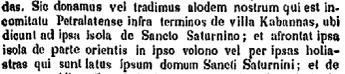 Sant Sadurní