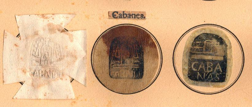 segells Cabanes