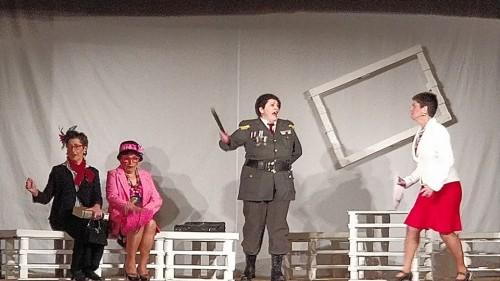 L'inspector. Obra teatral