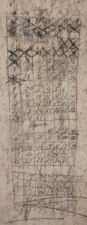 calendari 1940