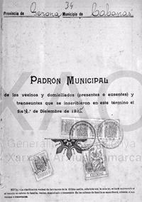 Padro municipal