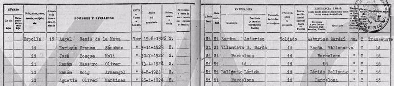 padro 1945